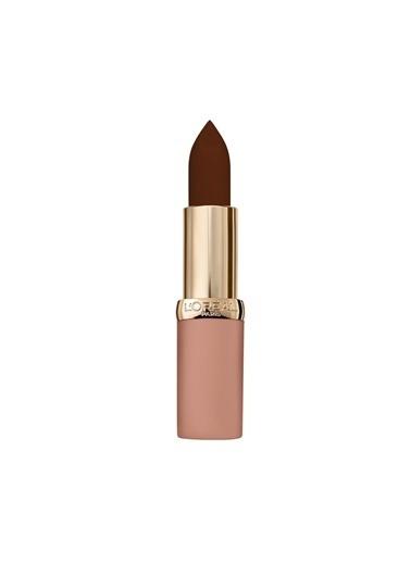 L'Oréal Paris L'Oréal Paris Color Riche Free The Nudes Ruj - No Dependency Kahve